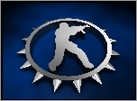 Counter Strike, Logo, Kolce